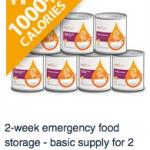 Food Insurance 2 week